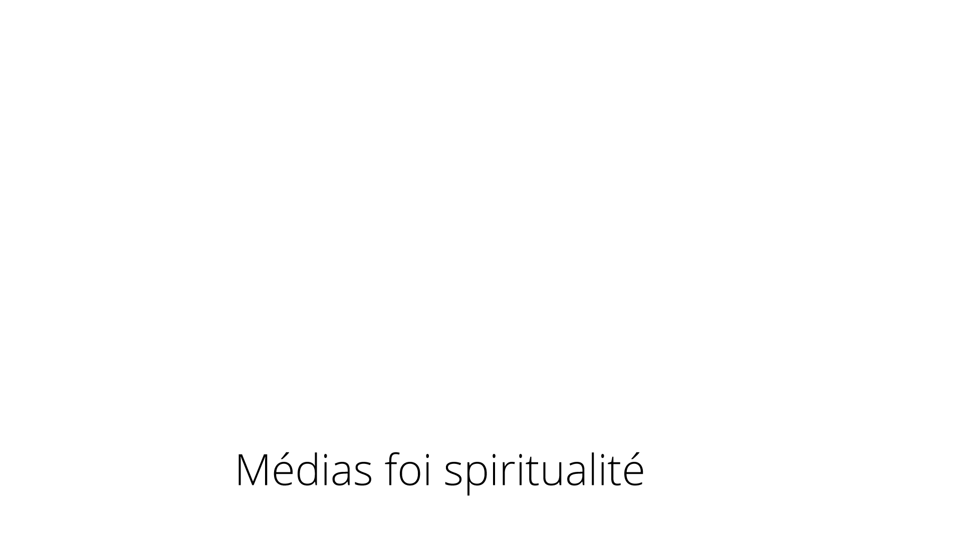 fondation canadienne de la vid u00c9o religieuse